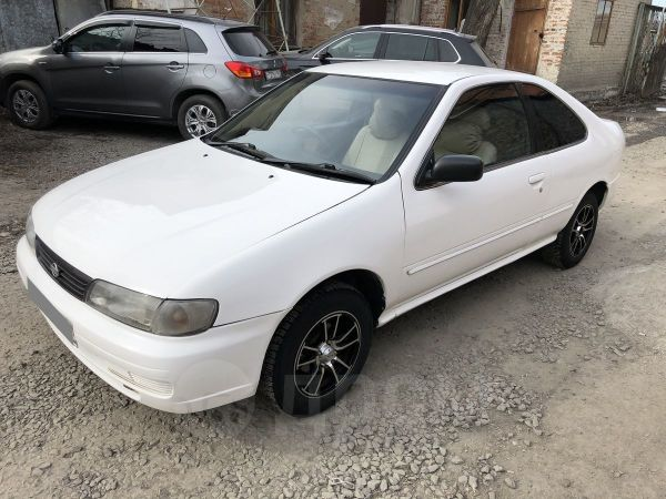 Nissan Lucino, 1995 год, 159 000 руб.