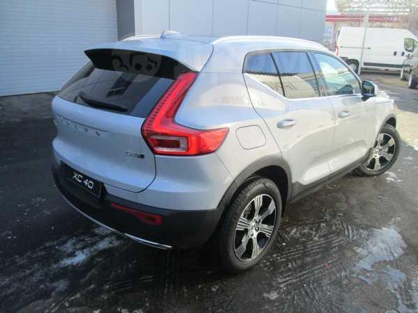 Volvo XC40, 2019 год, 3 441 476 руб.
