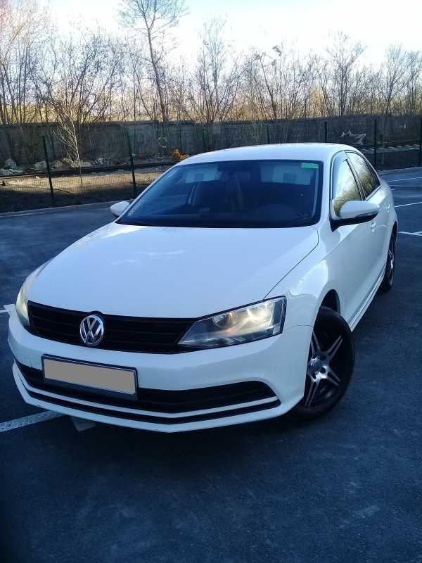 Volkswagen Jetta, 2015 год, 620 000 руб.