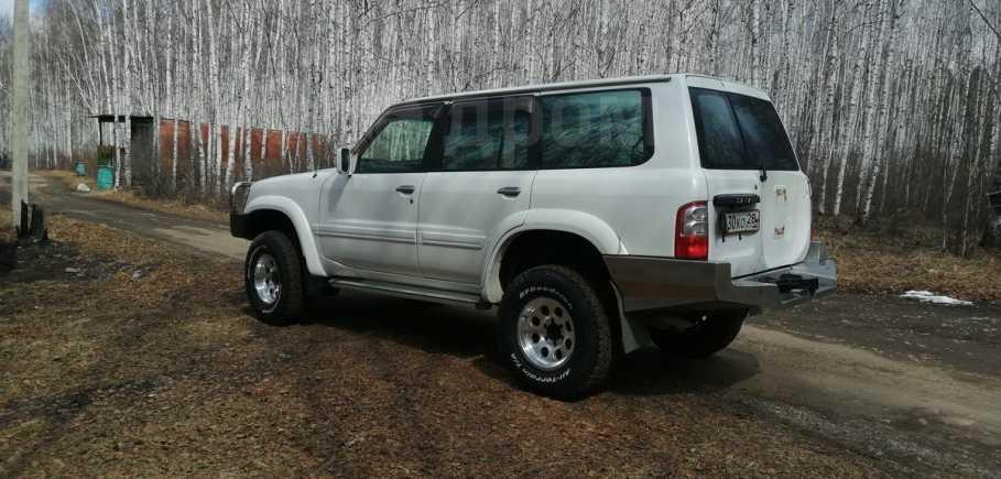 Nissan Safari, 1998 год, 680 000 руб.