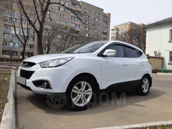 Hyundai ix35, 2010 год, 640 000 руб.