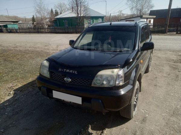 Nissan X-Trail, 2000 год, 345 000 руб.