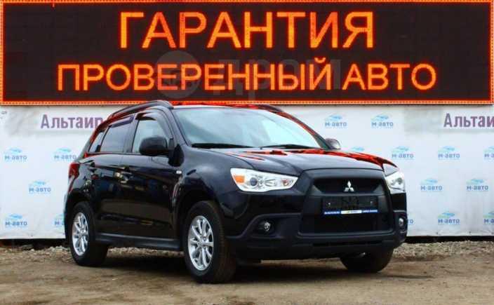Mitsubishi ASX, 2012 год, 588 000 руб.