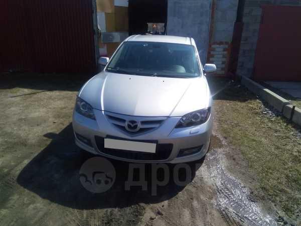 Mazda Mazda3, 2007 год, 445 000 руб.