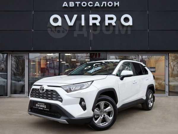 Toyota RAV4, 2020 год, 2 321 000 руб.
