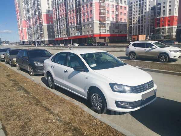 Volkswagen Polo, 2018 год, 580 000 руб.