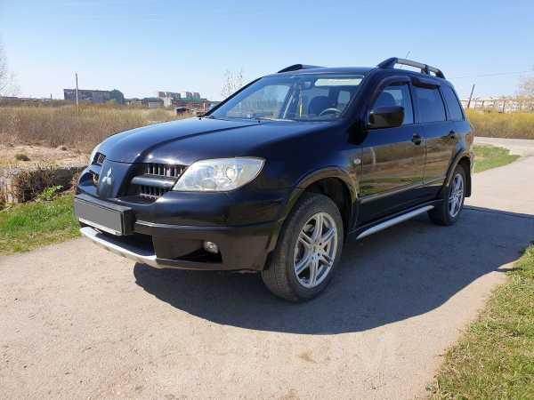 Mitsubishi Outlander, 2005 год, 465 000 руб.