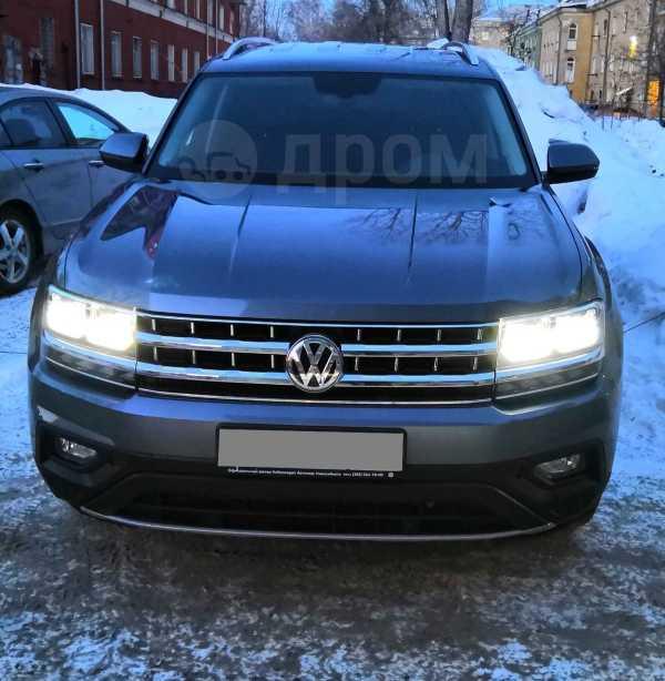 Volkswagen Teramont, 2018 год, 2 550 000 руб.