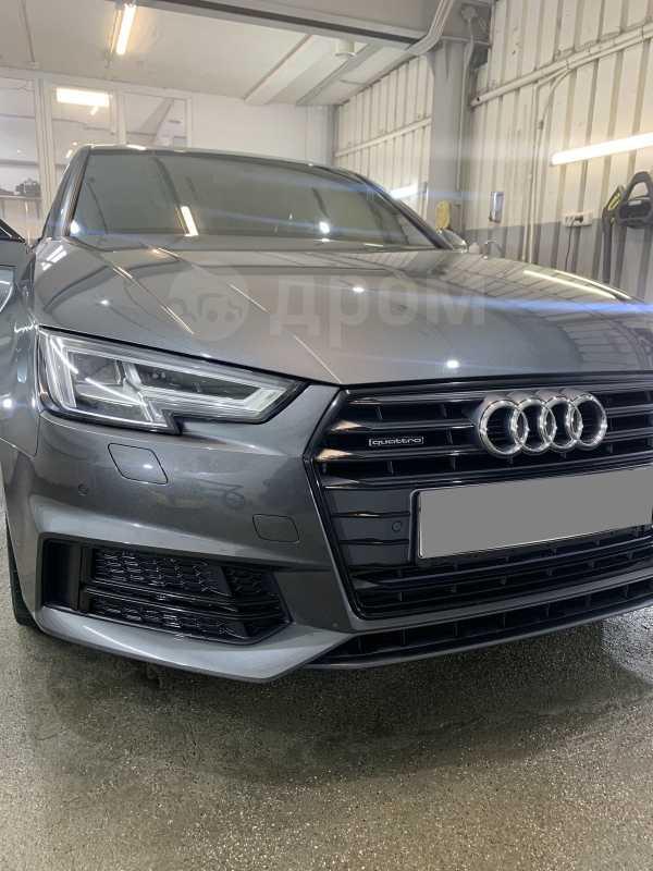 Audi A4, 2016 год, 1 699 999 руб.