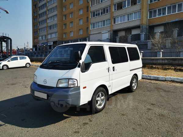 Mazda Bongo, 2008 год, 410 000 руб.