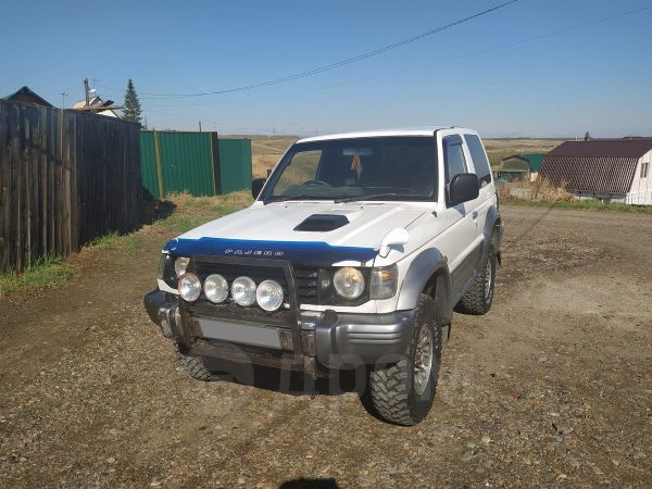 Mitsubishi Pajero, 1994 год, 438 000 руб.