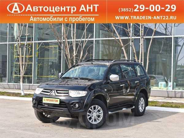 Mitsubishi Pajero Sport, 2014 год, 1 077 000 руб.