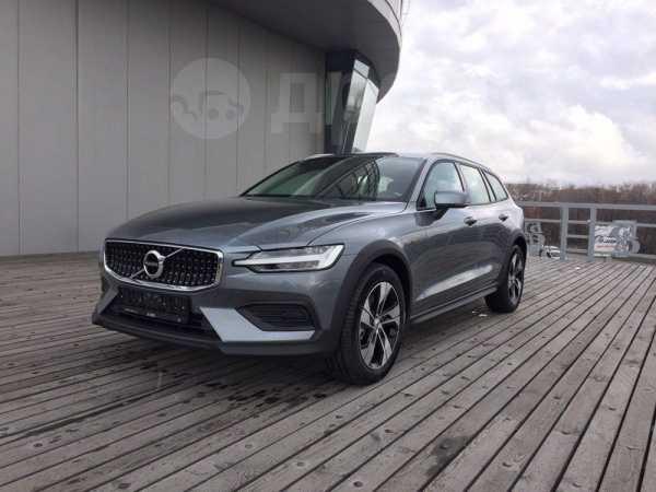 Volvo V60, 2019 год, 3 423 700 руб.
