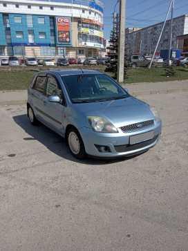 Ставрополь Fiesta 2007