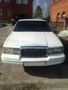 Томск Town Car 1993