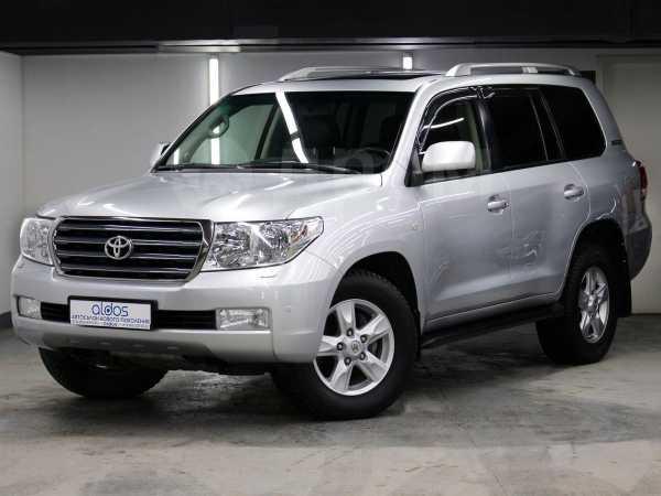 Toyota Land Cruiser, 2011 год, 2 127 000 руб.