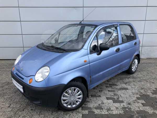 Daewoo Matiz, 2008 год, 97 424 руб.