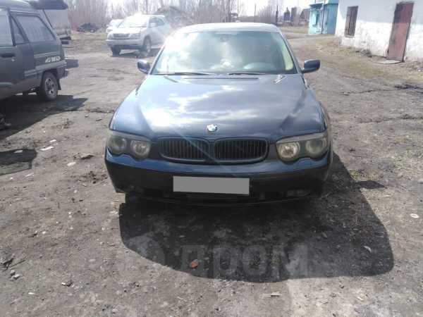 BMW 7-Series, 2001 год, 420 000 руб.