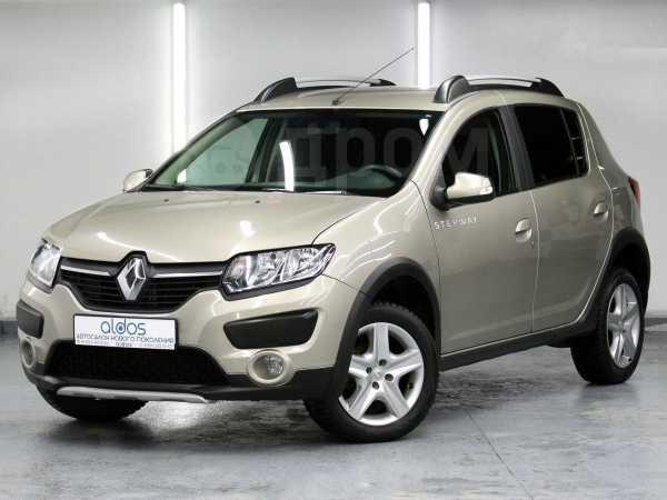 Renault Sandero Stepway, 2015 год, 529 000 руб.