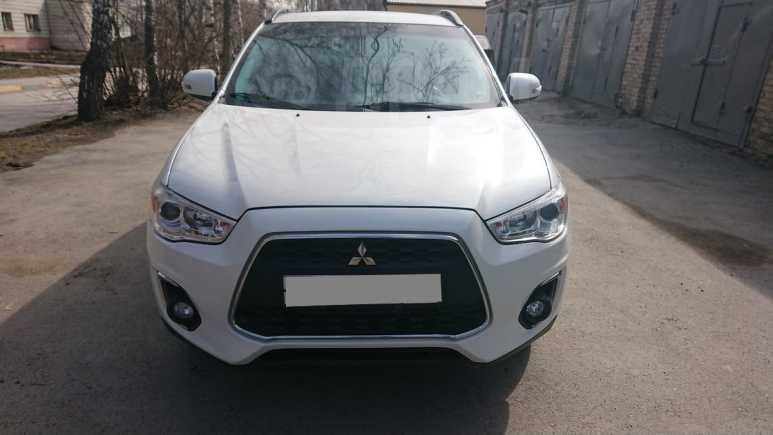 Mitsubishi ASX, 2013 год, 775 000 руб.