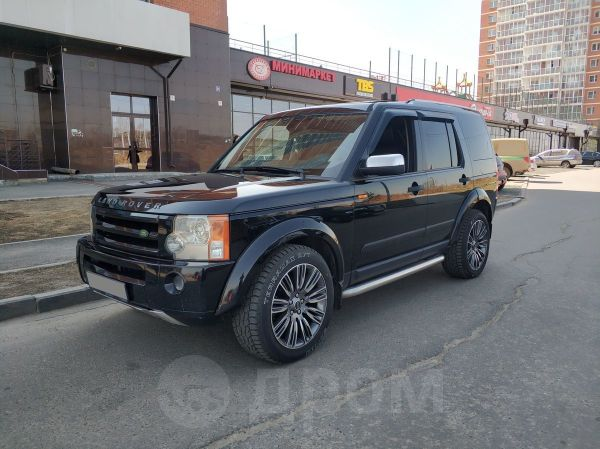 Land Rover Discovery, 2006 год, 795 000 руб.