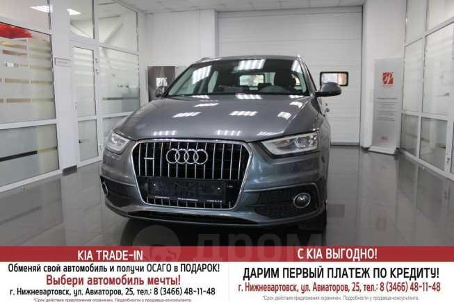 Audi Q3, 2013 год, 957 000 руб.