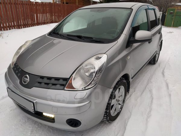 Nissan Note, 2007 год, 299 000 руб.
