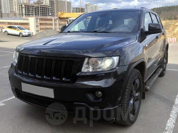Jeep Grand Cherokee, 2011 год, 1 190 000 руб.