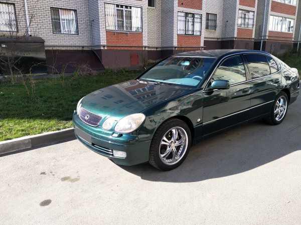 Lexus GS300, 2000 год, 330 000 руб.