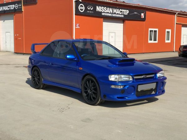 Subaru Impreza WRX STI, 1999 год, 599 999 руб.