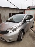 Nissan Note, 2016 год, 507 000 руб.