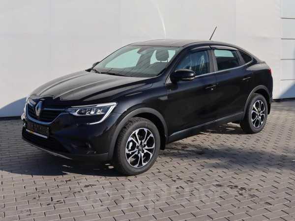 Renault Arkana, 2019 год, 1 537 980 руб.