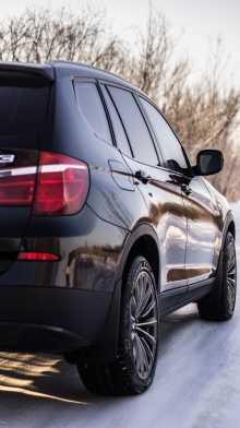 Сургут BMW X3 2011