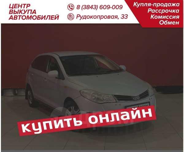 Chery Very A13, 2012 год, 209 900 руб.