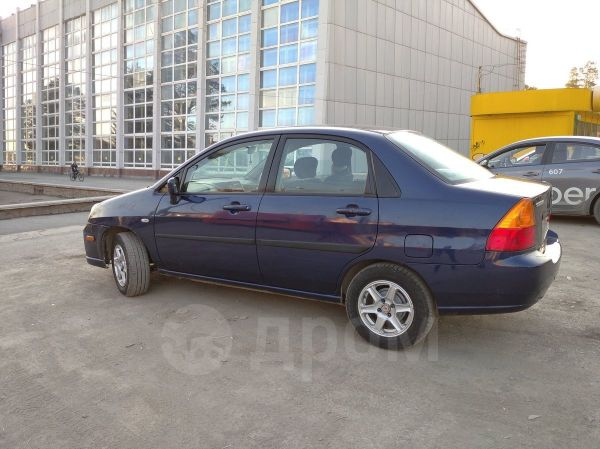 Suzuki Liana, 2002 год, 170 000 руб.