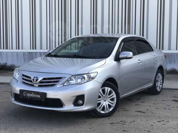 Toyota Corolla, 2012 год, 689 000 руб.