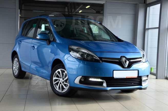 Renault Scenic, 2012 год, 709 000 руб.