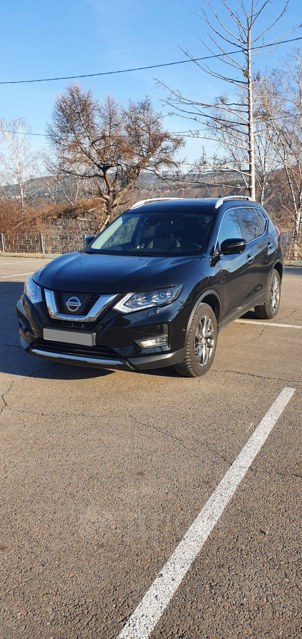Nissan X-Trail, 2019 год, 2 040 000 руб.