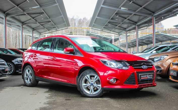 Ford Focus, 2014 год, 549 000 руб.