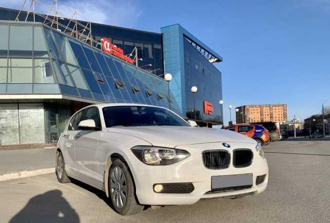 BMW 1-Series, 2012 год, 665 000 руб.