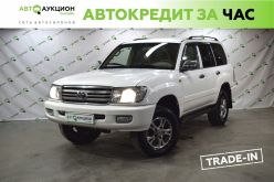 Новосибирск Land Cruiser 2006
