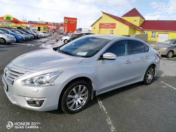 Nissan Teana, 2014 год, 905 000 руб.