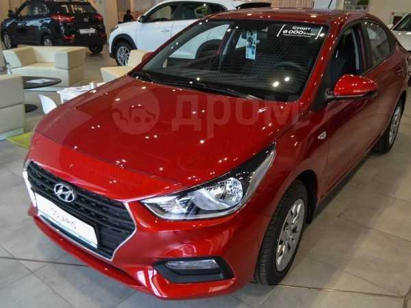 Hyundai Solaris, 2020 год, 871 000 руб.
