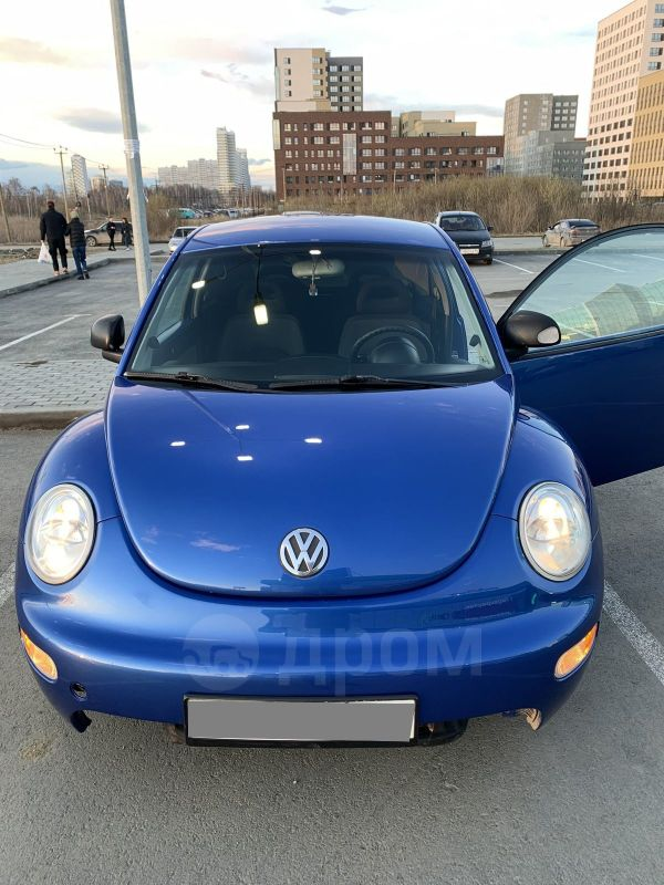 Volkswagen Beetle, 1998 год, 270 000 руб.