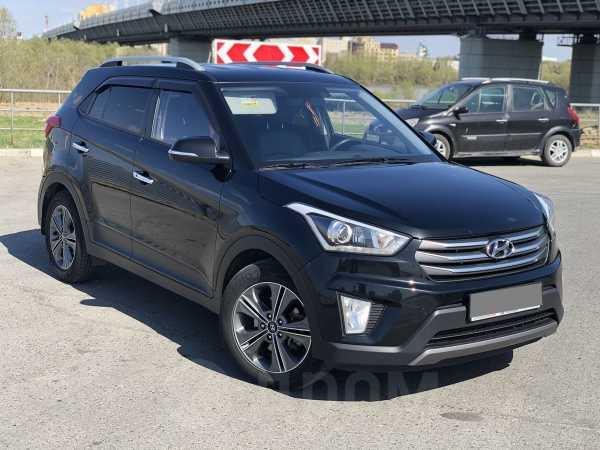Hyundai Creta, 2016 год, 1 055 000 руб.