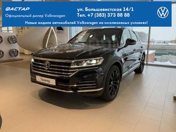Volkswagen Touareg, 2019 год, 5 525 000 руб.