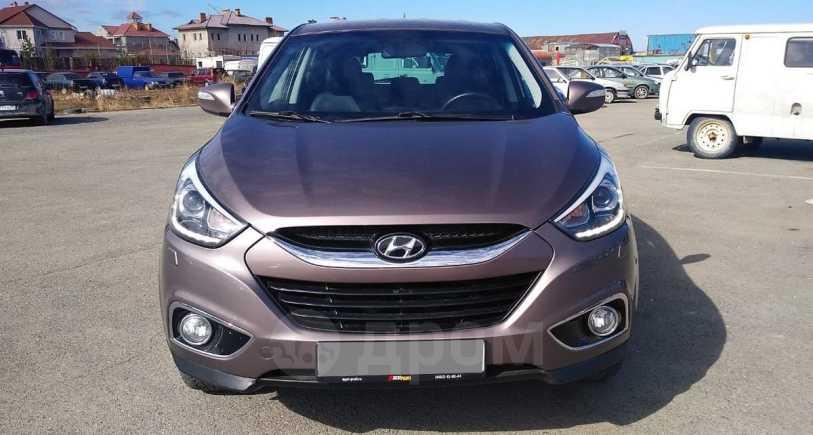 Hyundai ix35, 2014 год, 937 000 руб.