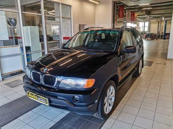 BMW X5, 2002 год, 537 000 руб.