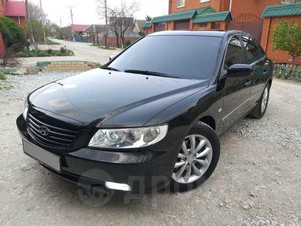 Hyundai Grandeur, 2007 год, 450 000 руб.