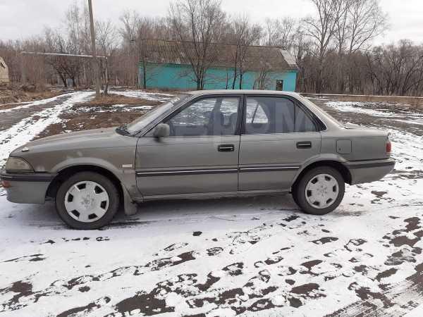 Toyota Corolla II, 1991 год, 60 000 руб.